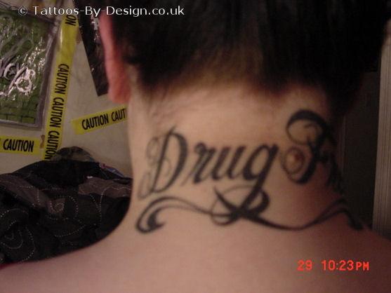 drugs tattoos photo - 24