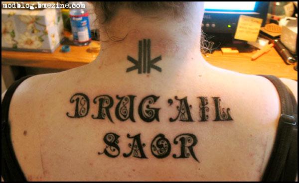 drugs tattoos photo - 26