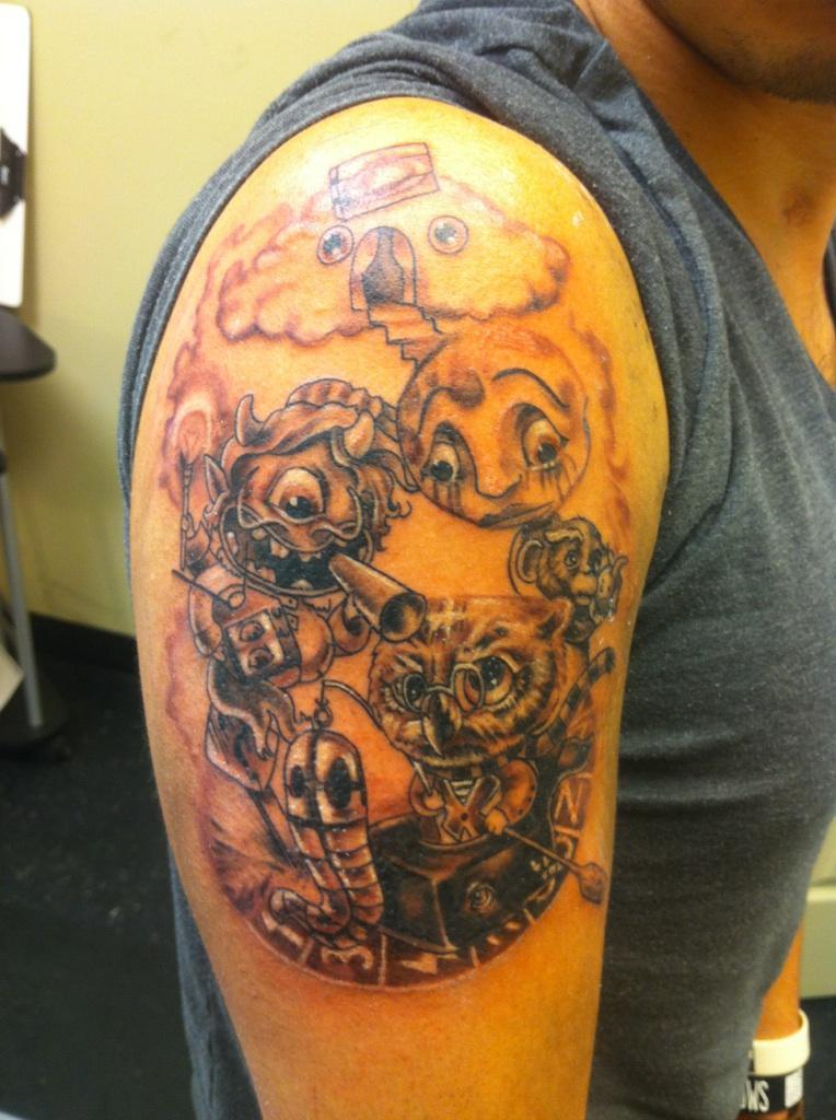 drugs tattoos photo - 31