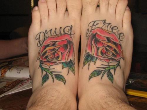 drugs tattoos photo - 8