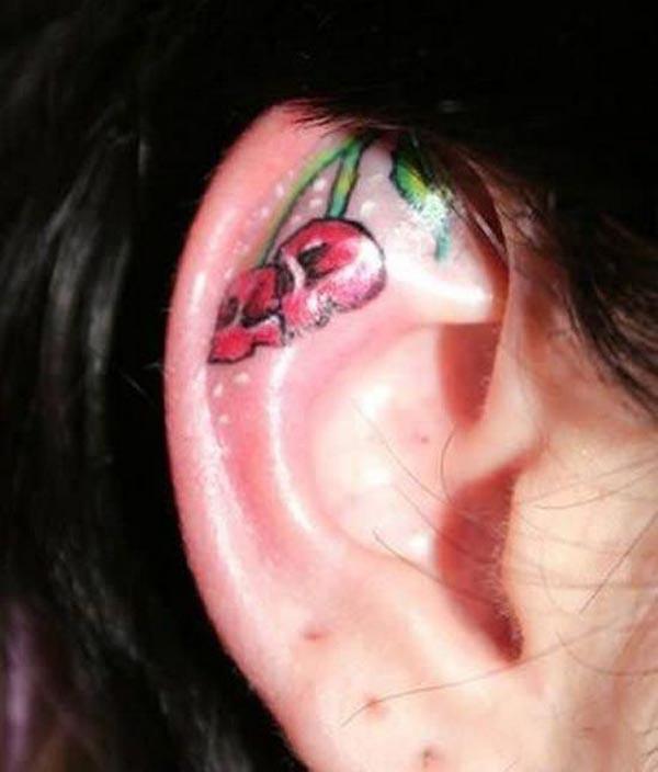 ear tattoos photo - 17