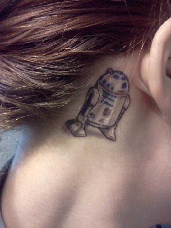 ear tattoos photo - 18