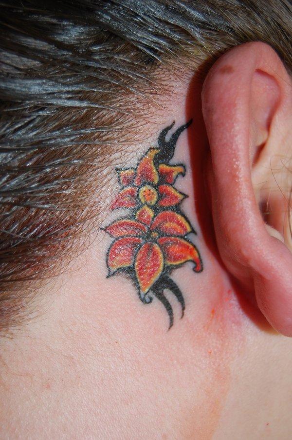 ear tattoos photo - 22