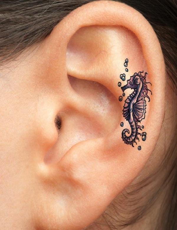 ear tattoos photo - 34