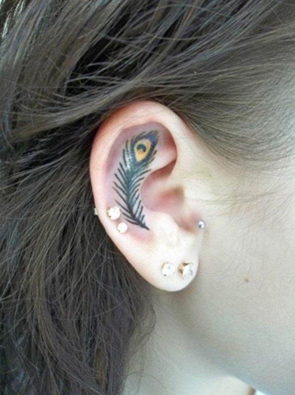 ear tattoos photo - 4