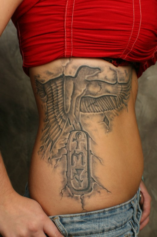 egyptian tattoos photo - 1