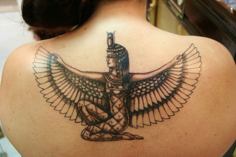 egyptian tattoos photo - 13