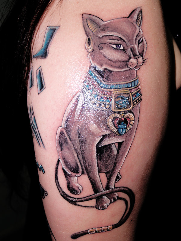 egyptian tattoos photo - 15