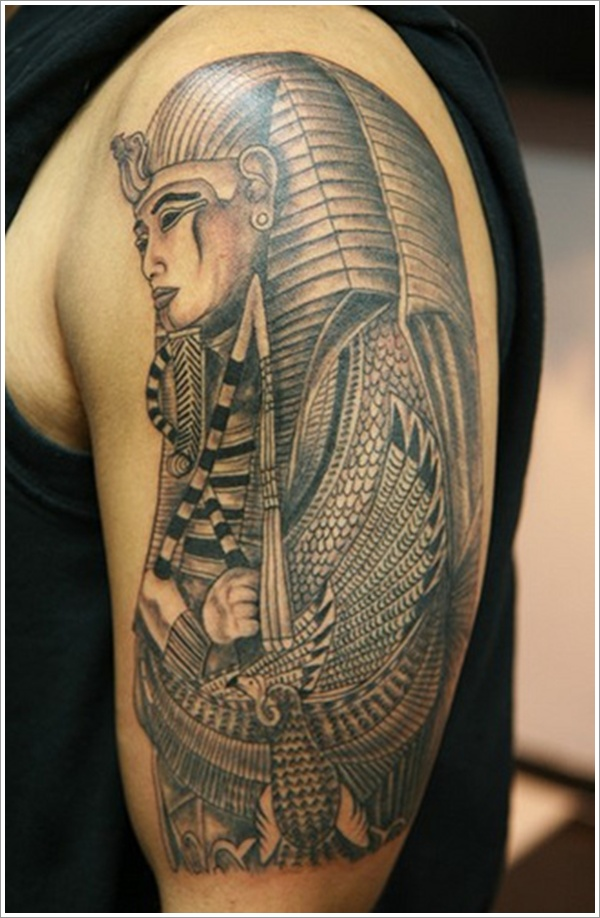 egyptian tattoos photo - 2