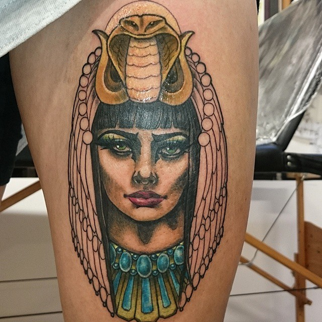 egyptian tattoos photo - 20