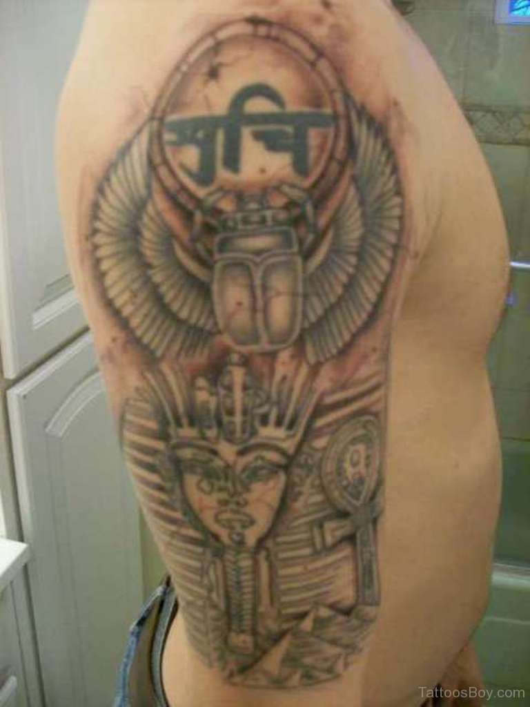 egyptian tattoos photo - 21
