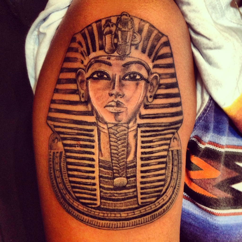 egyptian tattoos photo - 8