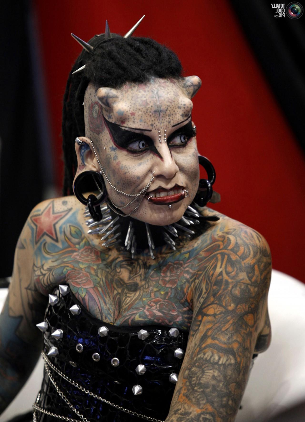 extreme tattoos photo - 1