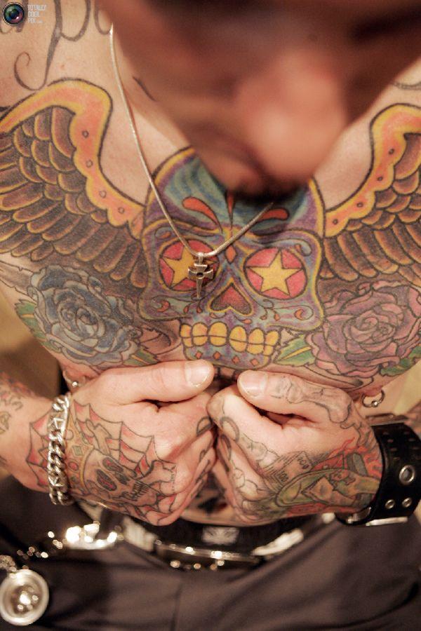 extreme tattoos photo - 11
