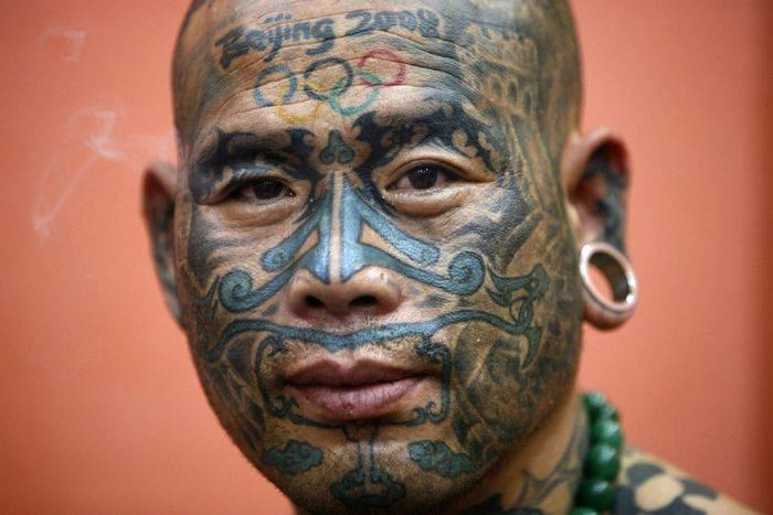extreme tattoos photo - 12