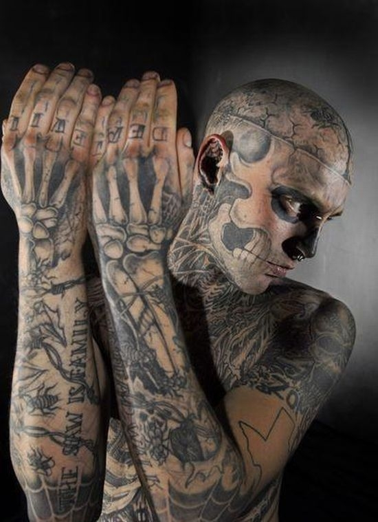 extreme tattoos photo - 13