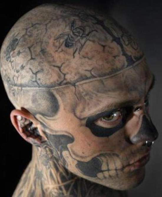 extreme tattoos photo - 16