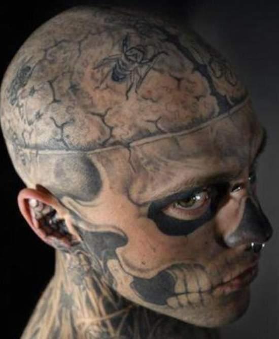 extreme tattoos photo - 16