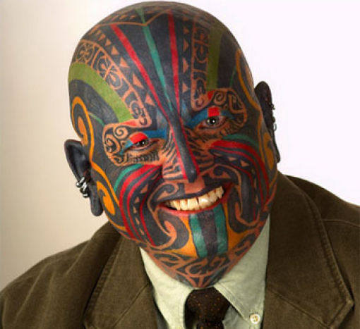 extreme tattoos photo - 18