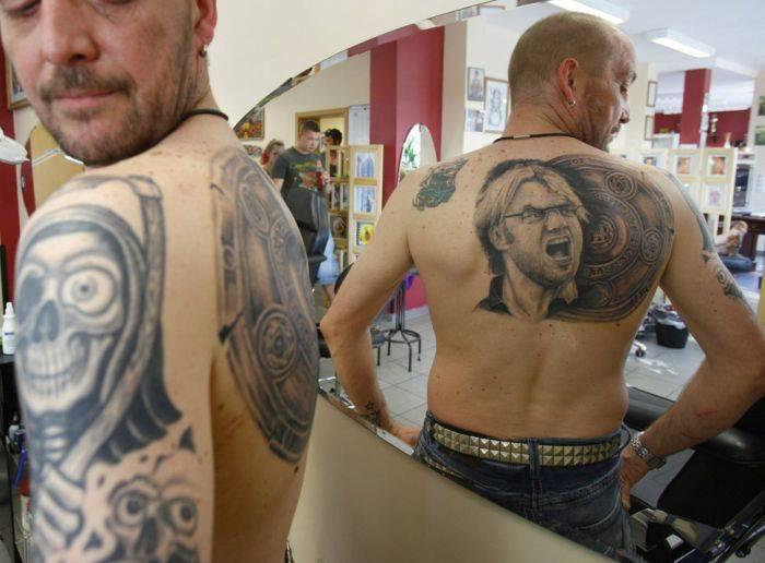 extreme tattoos photo - 19