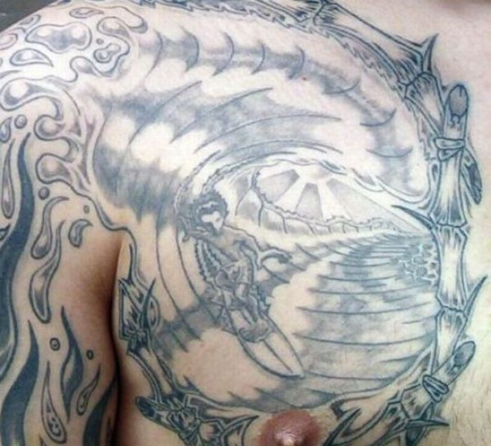 extreme tattoos photo - 23