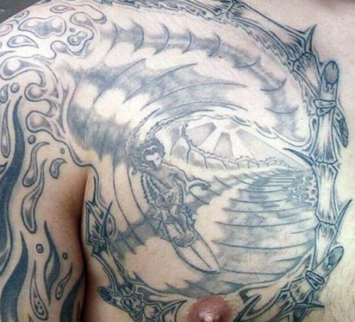 extreme tattoos photo - 23