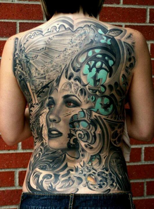 extreme tattoos photo - 24