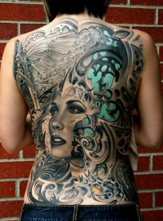 extreme tattoos photo - 24