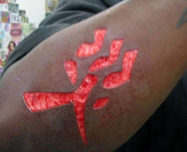 extreme tattoos photo - 29