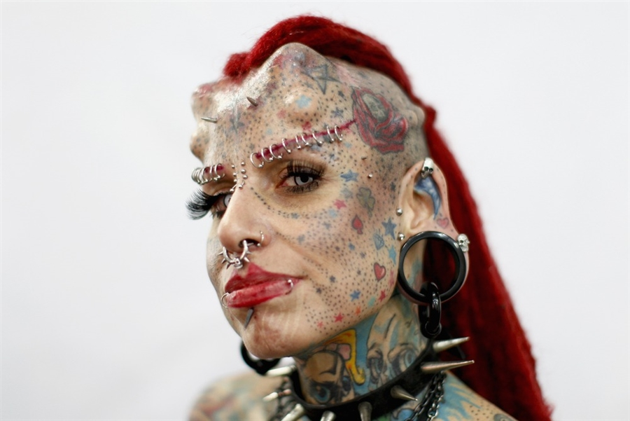 extreme tattoos photo - 30