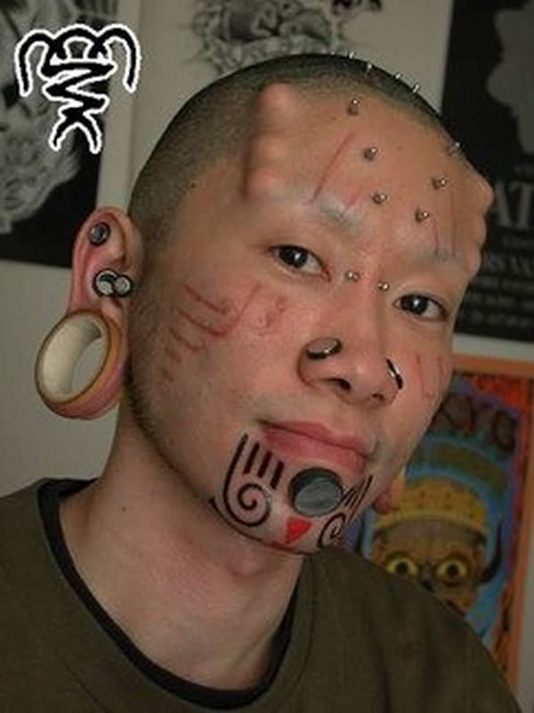 extreme tattoos photo - 31