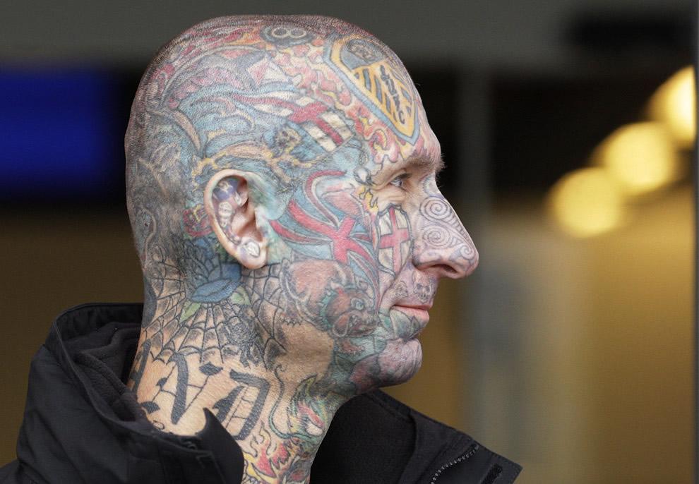 extreme tattoos photo - 4