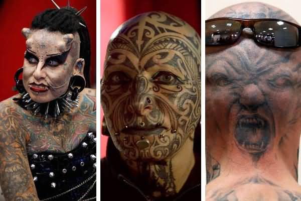 extreme tattoos photo - 6