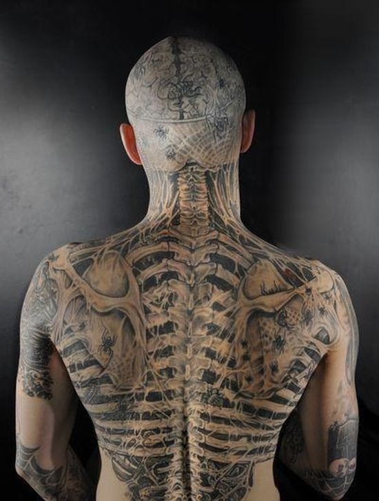 extreme tattoos photo - 8