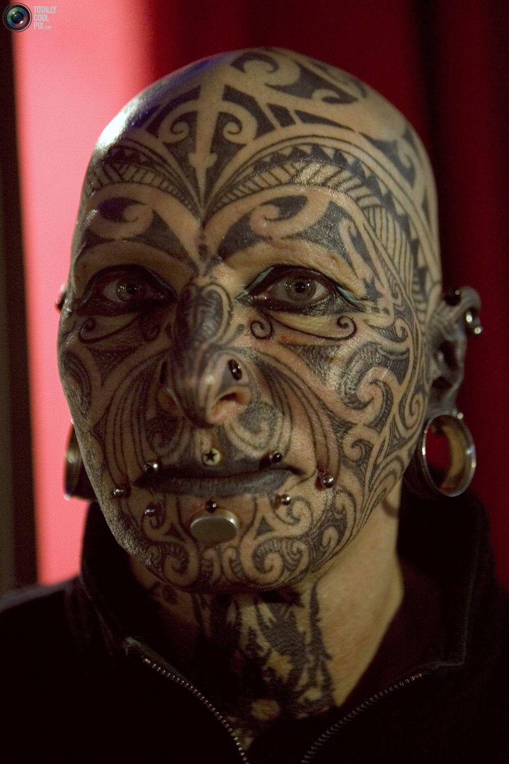 extreme tattoos photo - 9