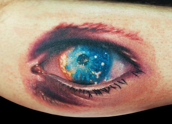 eye tattoos photo - 1