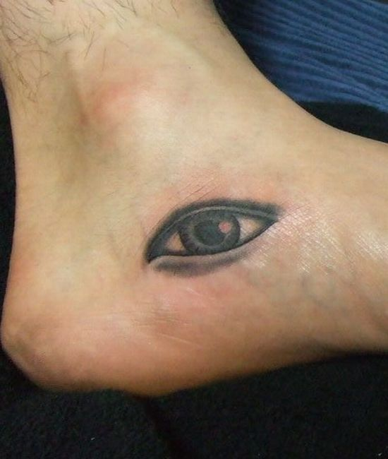 eye tattoos photo - 12