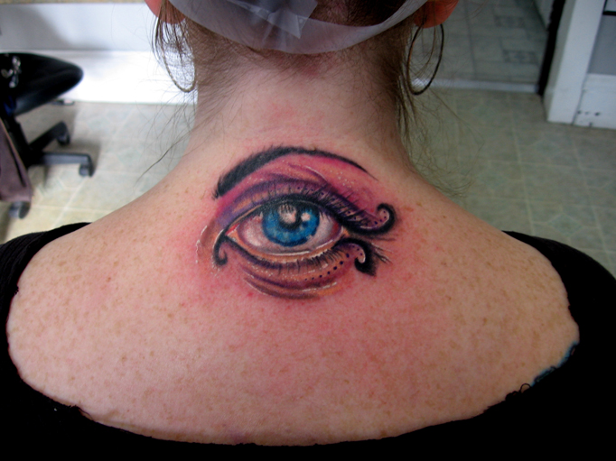 eye tattoos photo - 14