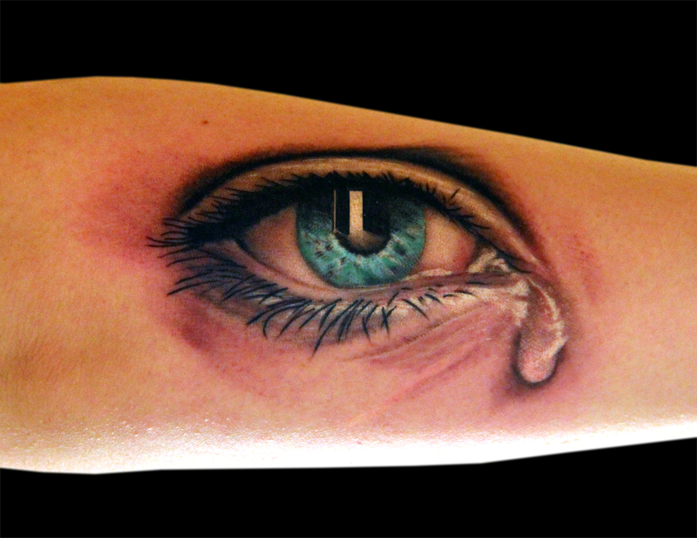 eye tattoos photo - 15