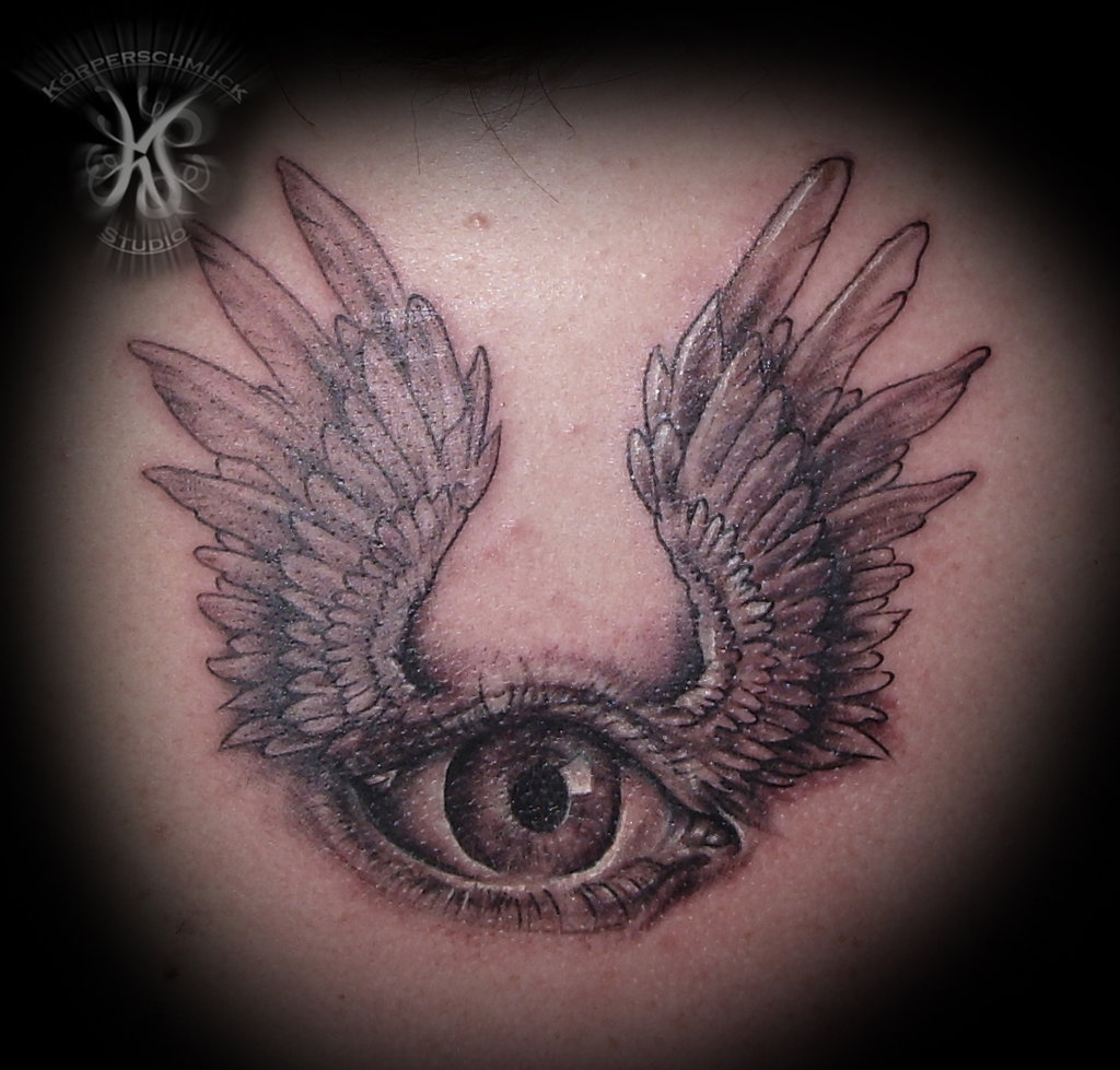 eye tattoos photo - 16