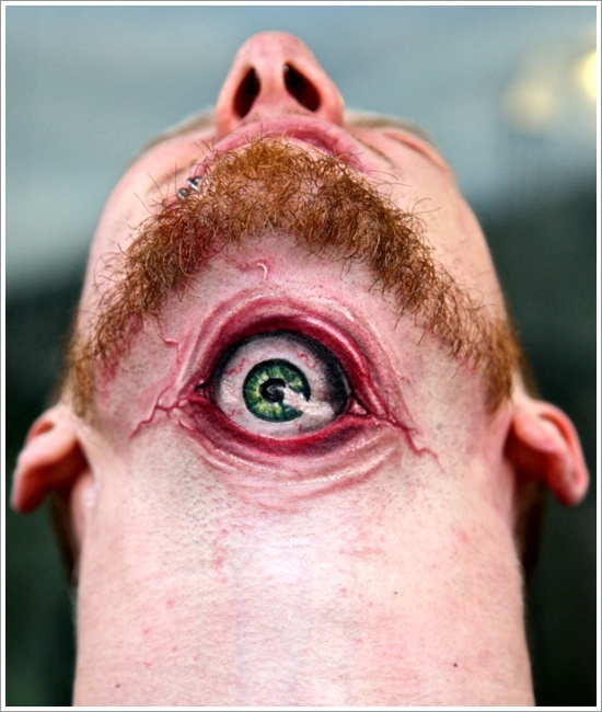 eye tattoos photo - 18