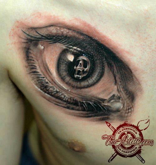 eye tattoos photo - 19