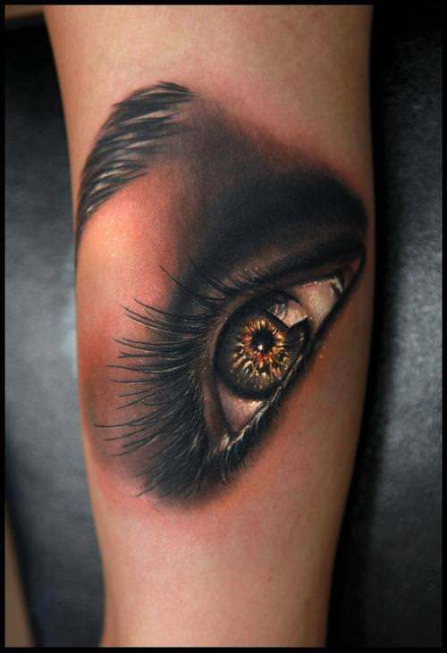eye tattoos photo - 20