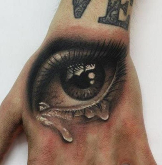 eye tattoos photo - 21