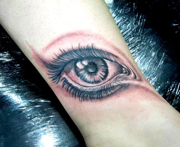 eye tattoos photo - 22