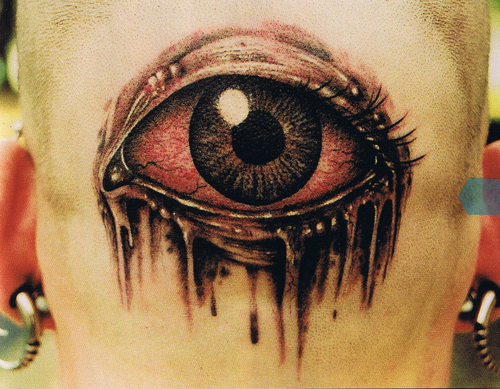 eye tattoos photo - 28