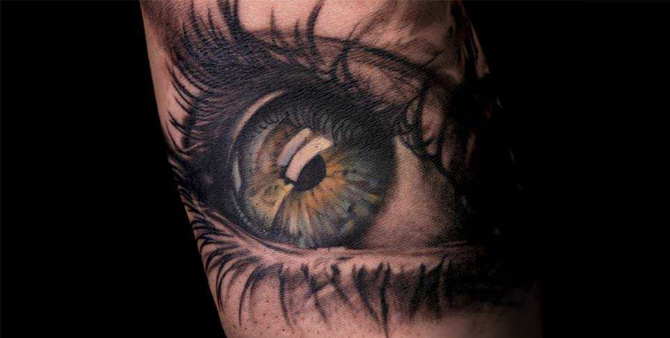 eye tattoos photo - 29