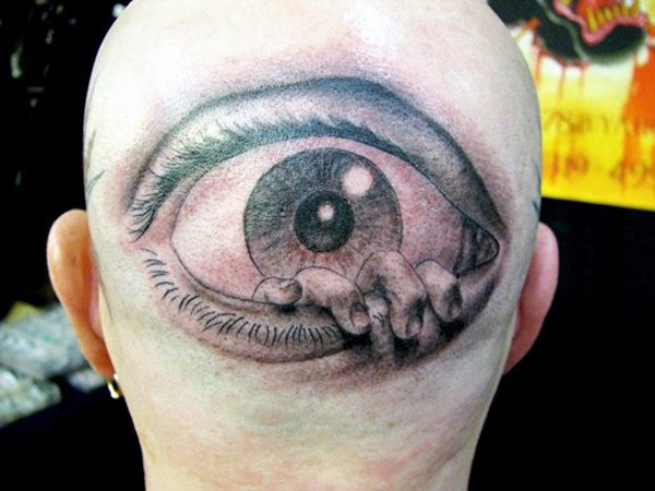 eye tattoos photo - 33