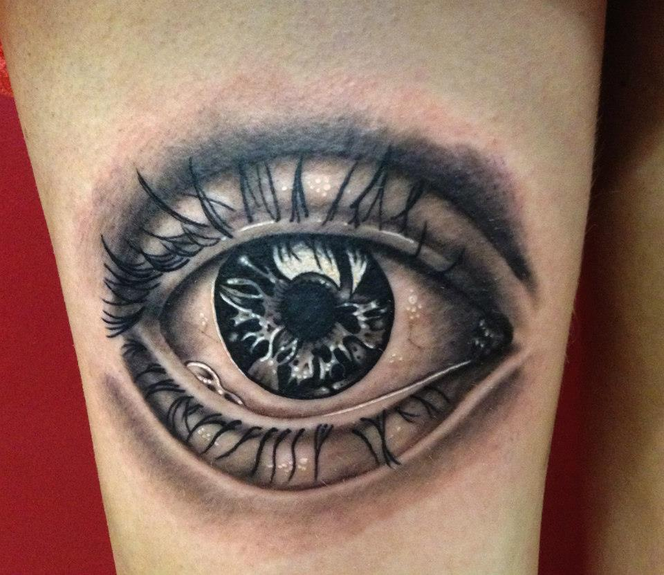eye tattoos photo - 35