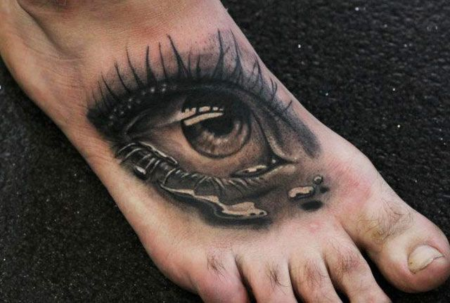 eye tattoos photo - 38